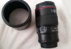 Canon 100mm L serisi efsane lens