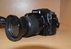 SONY-DLSR A 100