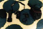 İhtiyaçtan Dolayı Acil satılık D3100 Makina Yanında 70-300 Sigma lens ve Teleflaşı bulunmaktadır ( shutter 29546)