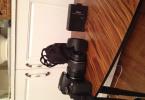 Acil ihtiyactan nikon d3100 18-55 ve 55-200 lens
