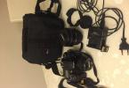 Nikon D7000 Body+2 lens+Çanta