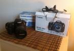 Canon 60D (8K Shutter) + 17-50 Tamron Lens ( 2 yıl garantili)  + UV Filtre + ND Filtre + Çanta