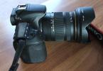 Canon 60D + 17-50 Tamron lens