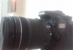Canon 70D 18-135 lens filtre tripod