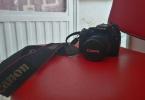 Tertemiz Canon 550D + 18-55 IS III Lens+ Çanta Hediyeli