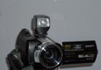 SONY DCR SR 10 SATILIK KAMERA   40 GB HDD Lİ FUL HD KAMERA SATILIK