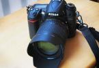 Nikon D7000 / 18-105mm Lens (Kutulu, Aksesuarları Tam)