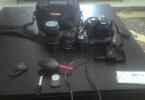 canon 600 D tam prof kamera