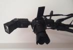 Hiç kullanılmadı sıfır ayarında Nikon d5100 full ekipman