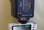 PENTAX AF200S (Adaptörüyle birlikte Nikon ve Canon makinalarda)