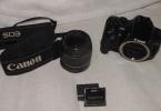 ACİL !! ihtiyaçtan satılık Canon EOS 400D (18-55mm)