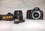 ACİL !! ihtiyaçtan satılık Nikon D40 (18-55mm)