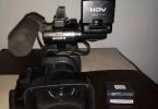 Sony hd1000e kamera kasetli