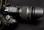 D5300+Tamron 17-50 VC AF lens +Çanta +Filtre