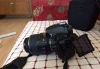 Nikon D5000 18-55mm Lens + Çanta