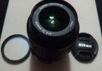 Nikon 18-55mm Lens Kit Lens