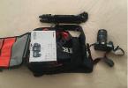 Çok temiz 6D + lensleri + tripod + çantasıyla full set