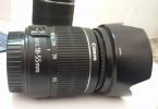canon 18-55 ve 55-250 lens acil satılık