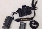 Nikon D100 Full Set