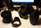Nikon D90 set Çok az kullanılmış