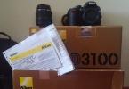 Nikon D3100 DX 18-55mm Lens - İlk Sahibinden