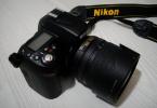 nikon D90 18-105 VR lens