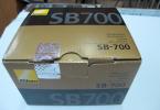 NİKON SB-700 DİGİTAL FLAŞ