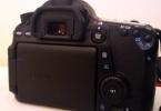 2. El Canon 70D Sadece 23k Shutterda