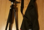 Manfrotto 190-XPROB Professional Alu Tripod + Manfrotto 804-RC2 Kafa ve Manfrotto MBAG-bow Çanta
