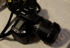 Nikon D90 + Sigma 17-70mm f:2.8-4 MACRO HSM OS DC
