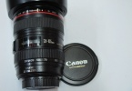 CANON 24-105 mm F;4 IS- USM -L OBJEKTİF.