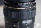 Sıfırdan farksız hatasız Canon 85mm 1.8 USM