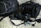 Nikon D90KIT SLR +Lensleri+Tertemiz+İade Garantili+Pazarlık Olur