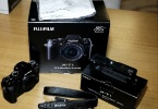 FUJIFILM XT-1 BODY VE VERTICAL BATTERY GRIP