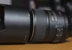 Nikon 105mm f/2.8G VR IF-ED Micro Lens
