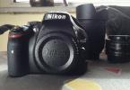 NIKON D5200 / 50MM F1.8 / 18-105VR
