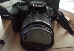 CANON 1100D+18-55 LENS+SD KART+UV FİLTRE