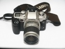 Canon EOS 50E + 28-90mm f/4-5.6 Canon Objektif  + Lowepro Çanta