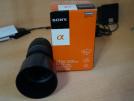 Temiz ve Garantili Sony 55-200 lens