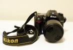Satılık Nikon D7000 DSLR Body + Sigma 18-250mm Lens