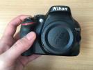 Nikon D5200 50mm 1.8D + 18-105VR
