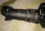 Canon 550 D + 18-250 Lens + Full Aksesuar