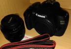 Canon 1200d 18 55mm is3 lens