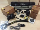 Temiz Nikon D300s full paket