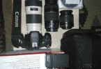 Canon 600/d  70-200mm f/4L Lens