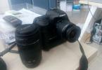 Çok iyi kondisyonda Canon 40D 18-55