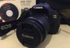 Canon EOS 700D Sıfır Ayarında -Canon Garantili-