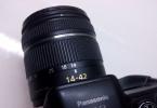 Temiz ikinci el panasonic lumix dslr fotoğraf makinesi (Pazarlık Yapılır)
