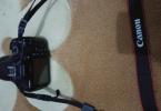 canon 1200d fotoğraf makinası 18-55 lens ile birlikte