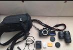 Canon 600d Cift Lens